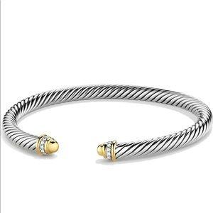 Authentic David Yurman Cable Classics Bracelet